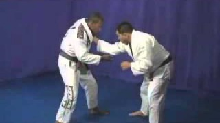 Jacare Souza- Stand up Posture & Throwing Combinations, Standing Wristlock
