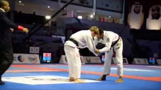 Jackson Sousa vs AJ Agazarm Abu Dhabi World Pro 2015
