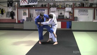 Jimmy Pedro – Osoto-Gari for BJJ