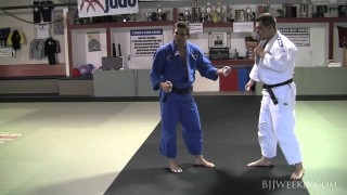 Jimmy Pedro – Tai Otoshi for BJJ