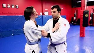 Judo/BJJ Footwork Drills