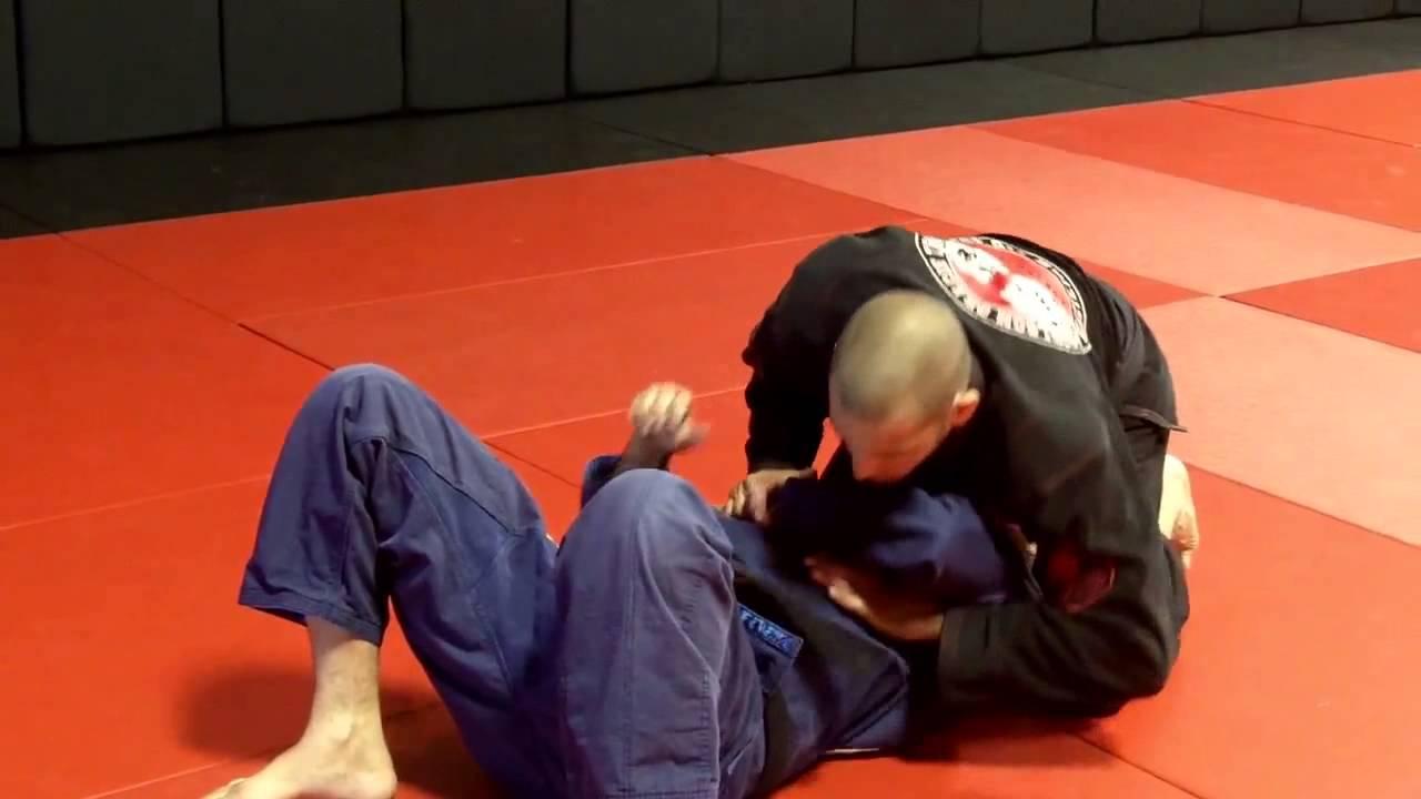 Kimura Defense at North South- Ricardo Cavalcanti