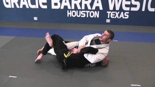 Kimura from Top Half Guard with Ulpiano Malachias