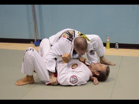 Knee On Belly Escape/Sweep with Pedro Sauer