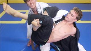 """Let Your Jiu-Jitsu Flow to Get Better"" Clark Gracie"