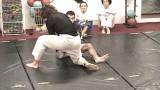 Marcelo Garcia Rolling with UFC's Andrei Arlovski