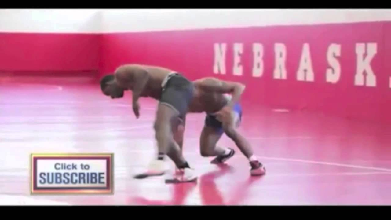 Olympic Wrestling Gold Medalist Jordan Burroughs Conditioning Training