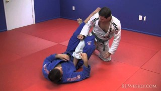 Passing the 50/50 Guard- 'Tanquinho' Mendes
