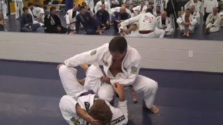 Passing the Open Guard with Pedro Sauer