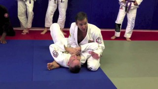 Pedro Sauer: Mounted Armbar (Excellent Details)