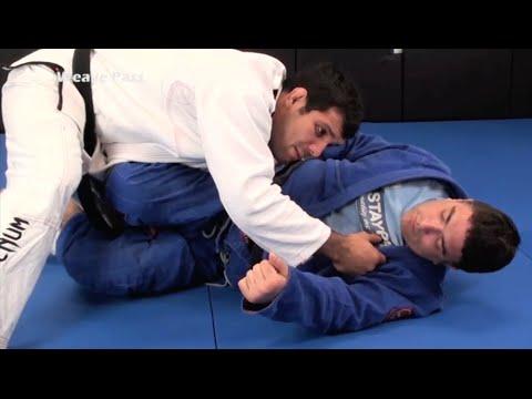 Pressure Pass vs Knee Shield by Rodolfo Vieira