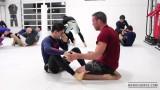 Rafael Mendes vs Jake Shields | NOGI Sparring Session | Art of Jiu Jitsu Academy