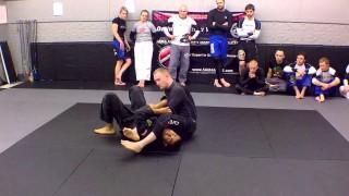 Renato Laranja Shows a Legit Armbar Defense