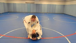 Rodeo Choke- Big Guy BJJ