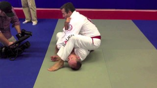 S Mount Attack Arm Locks- Pedro Sauer