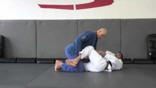 Shaolin teaches 'Shaolin Sweep' from Half Guard