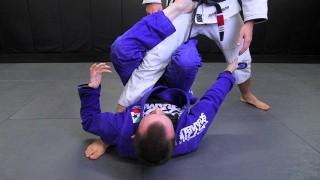 Shin to Shin Guard into Sweep / Footlock | Jiu Jitsu Brotherhood