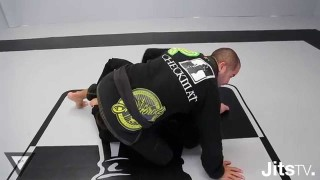 Single-Leg Counter to Reverse Triangle- Leo Vieira