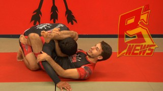 Smart Way to Finish The Triangle When Opponent Hides Arm