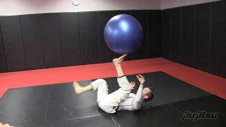 Stability Ball Work Bottom- Jeff Glover