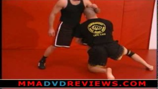 Tito Ortiz – High Crotch Wrestling Takedown and Finishes
