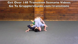 Transitional Knee Cutter Pass Completion Chain – Against Underhook – Jason Scully