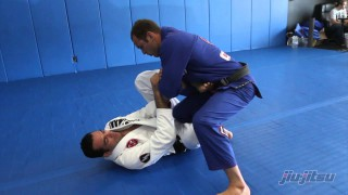 Victor Estima: Estima Lock/Footlock from DLR/Open Guard
