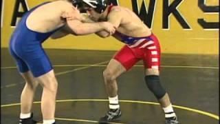 Wrestling Single Leg Takedowns