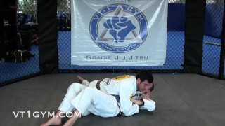 Wrist Locks from Mount and Side Control Position