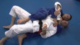 Back Lapel Choke to Clock Choke Transition- Professor Ze
