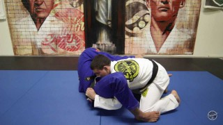 Double Underhook Defense to Back Control- Yuri Simoes