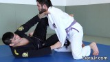 Half Guard Knee Shield Sweep- Michael Liera Jr