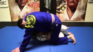 Half Guard to Single Leg Takedown- AJ Agazarm