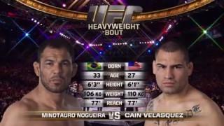 (HQ) UFC 110: Cain Velasquez vs. Minotauro Nogueira
