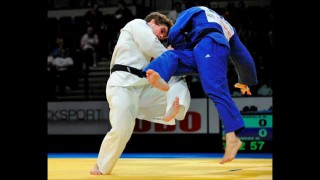 Judo Leg Sweeps For Jiu Jitsu   Nick Delpopolo