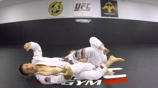 KneeBar from Leg Lasso Pass
