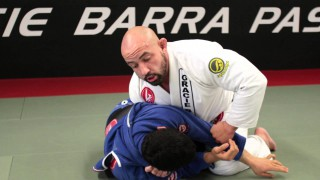 Lapel Darce Choke from Half Guard- Orlando Sanchez