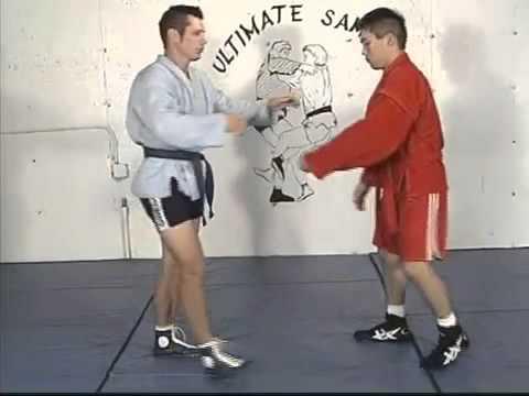 Learn Sambo: Sambo Throws, Sweeps and Takedowns