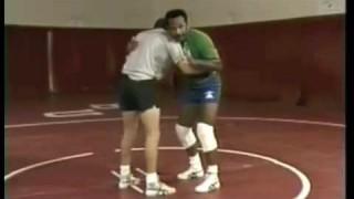 No Gi Sasae Tsurikomi Ashi (Judo Foot Sweep)