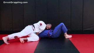 North South Choke Variation 1 Arm In