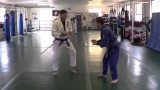 Outside Foot Sweeps for BJJ