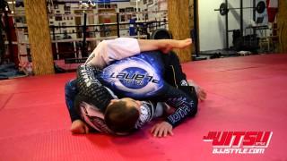 """""""Pretzel Grip"""" Guillotine Choke- Denny Prokopos 10th Planet Jiu Jitsu"""