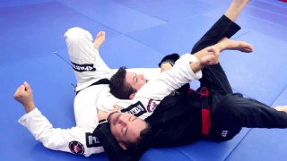 Rolling Collar Choke #1 from Turtle: Jean Jacques Machado