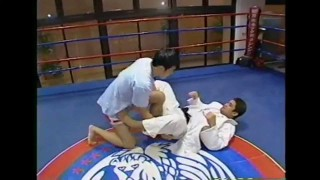 Sakuraba Teaching Techniques he used on Royce Gracie