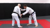 Simple & Effective 'White Belt Takedown'- Snap Down to Knee Pick