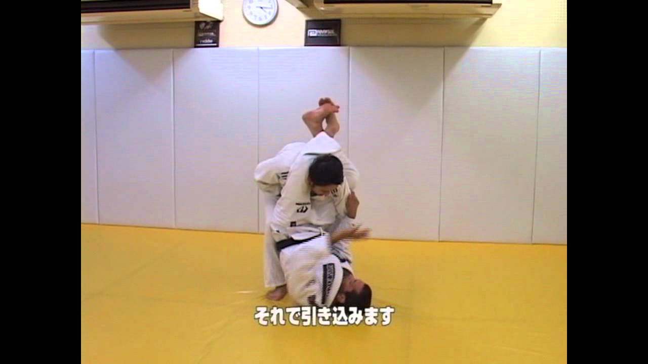 Single-Leg Defense to Flying Triangle- Dave Camarillo