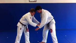 Single Leg Takedown with the Gi- AJ Agazarm