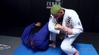 "Toe Hold Counter To DLR Guard: Rodrigo ""Comprido"" Medeiros"
