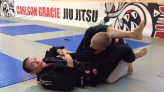 3 Attacks from Closed Guard- Dickie Martin from Carlson Gracie London