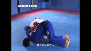 Clock Choke to Bow & Arrow Choke- Rubens Cobrinha